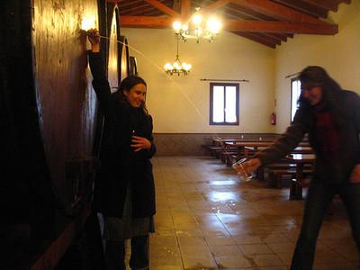 Comienza la temporada de sidrerías en Gipuzkoa