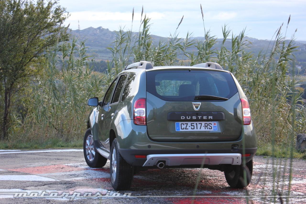 Foto de Dacia Duster 2014 - presentación (34/59)