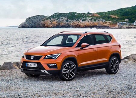 Volkswagen Taos Vs Seat Ateca