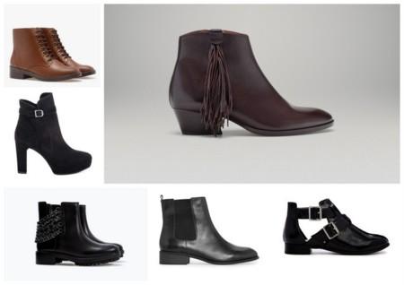 botines de moda oi 2014 2015