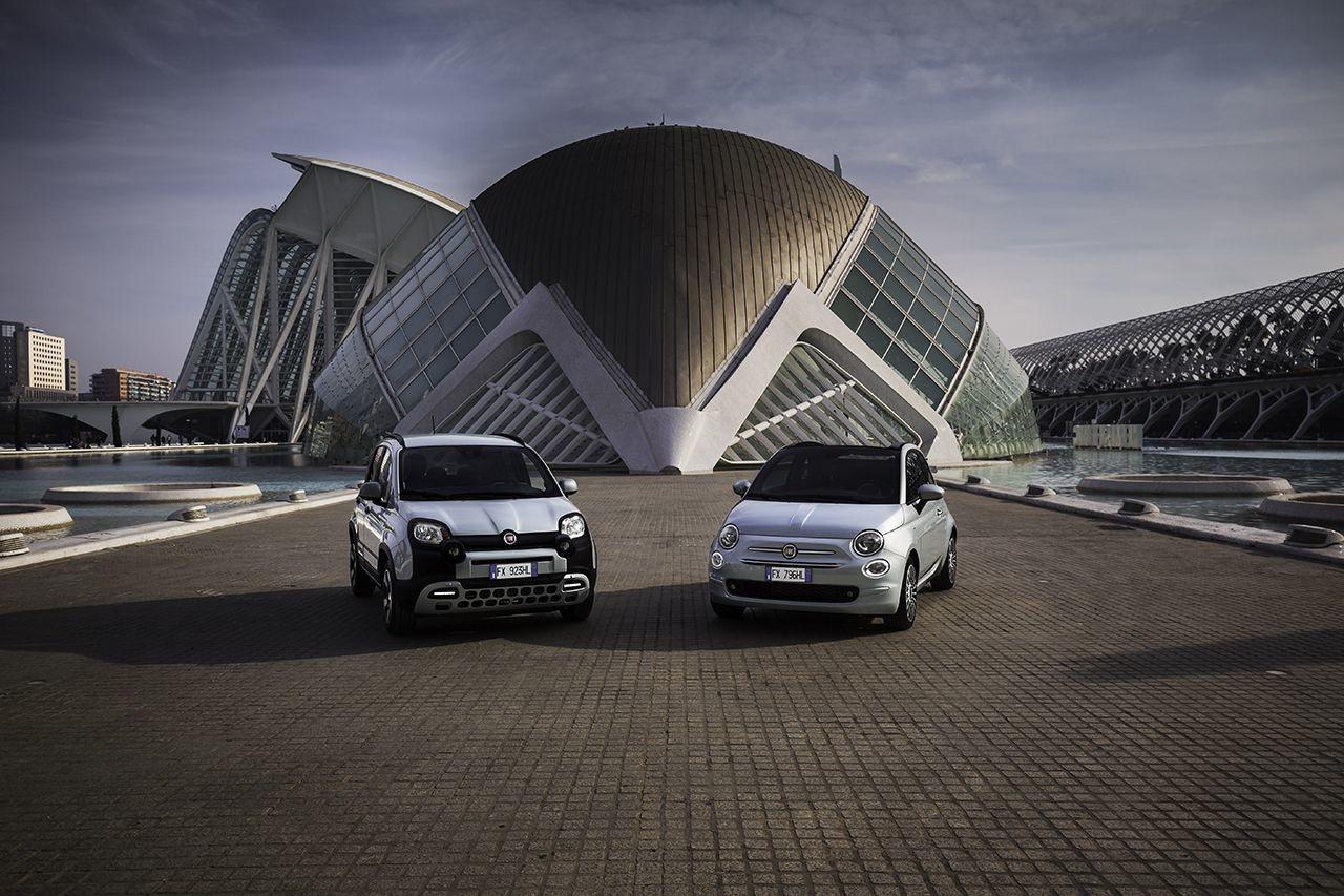 Foto de Fiat 500 y Panda Hybrid Launch Edition (1/19)