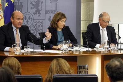 Aprobado el anteproyecto de ley de Presupuestos Generales para 2015