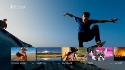 Windows 8 Release Preview vendrá con sus aplicaciones Metro actualizadas