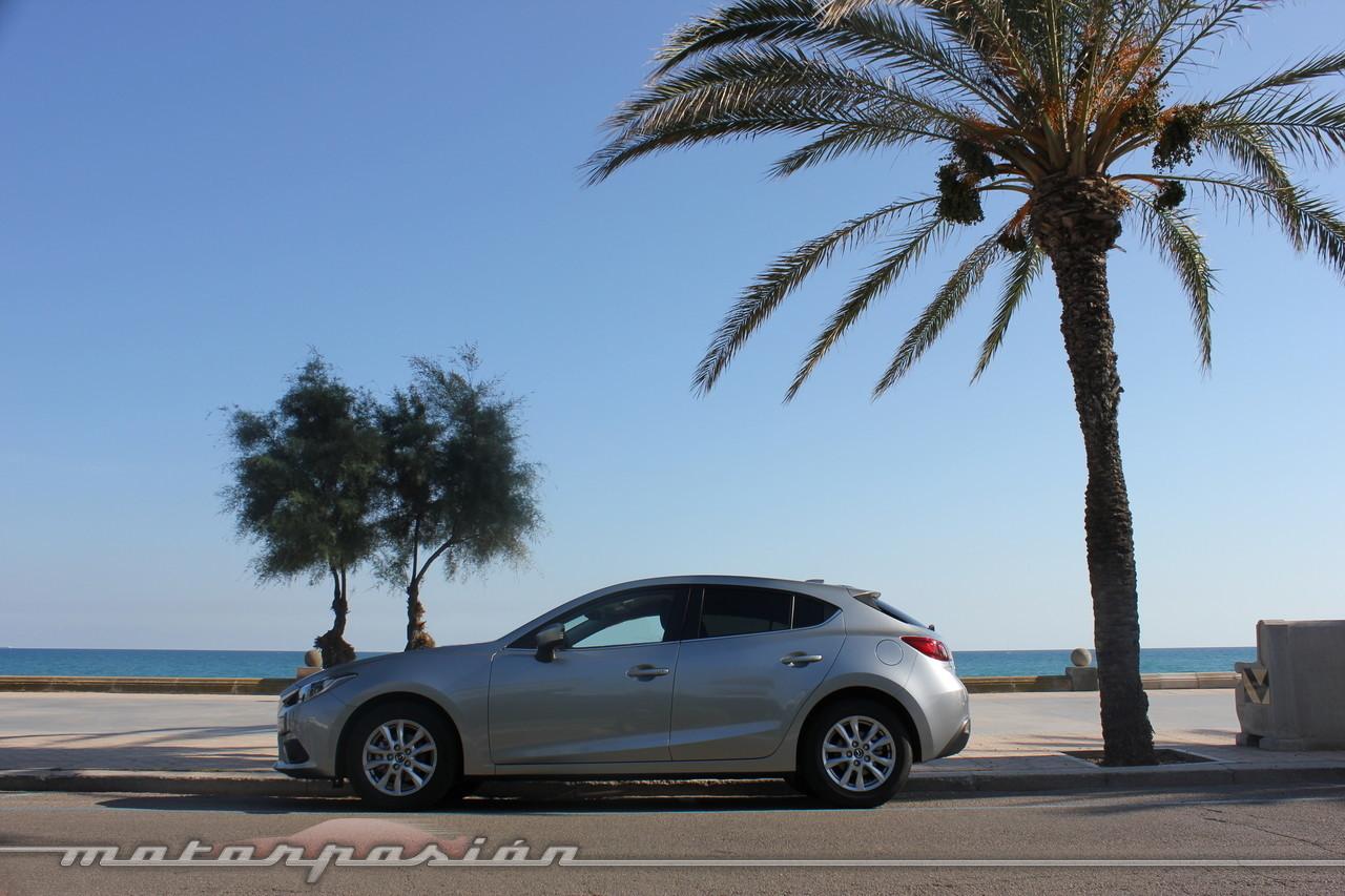 Foto de Mazda3 2013, presentación y prueba (17/61)