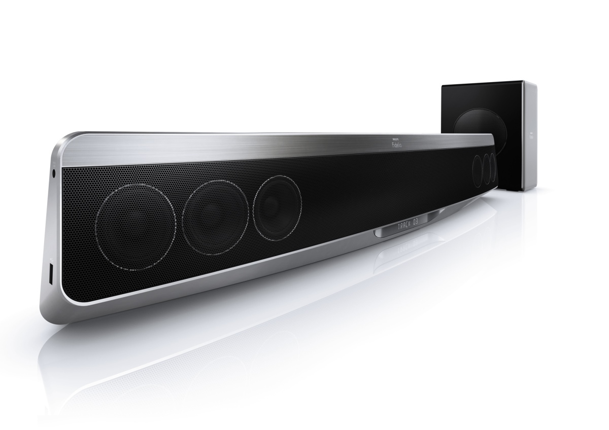 Philips Fidelio SoundBar