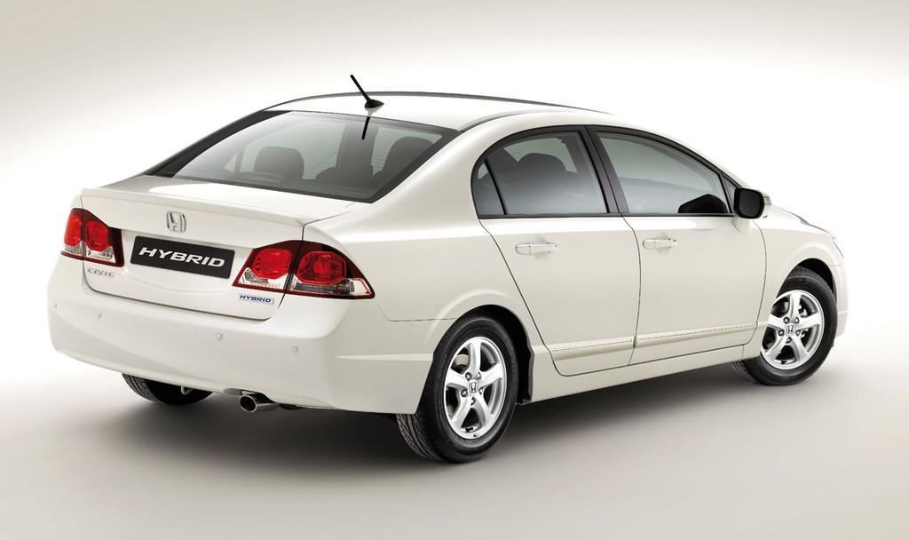 Foto de Honda Civic Hybrid 2009 (18/24)
