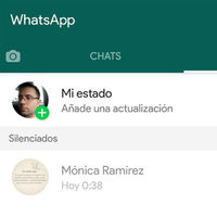 Cómo silenciar los estados de WhatsApp de un contacto