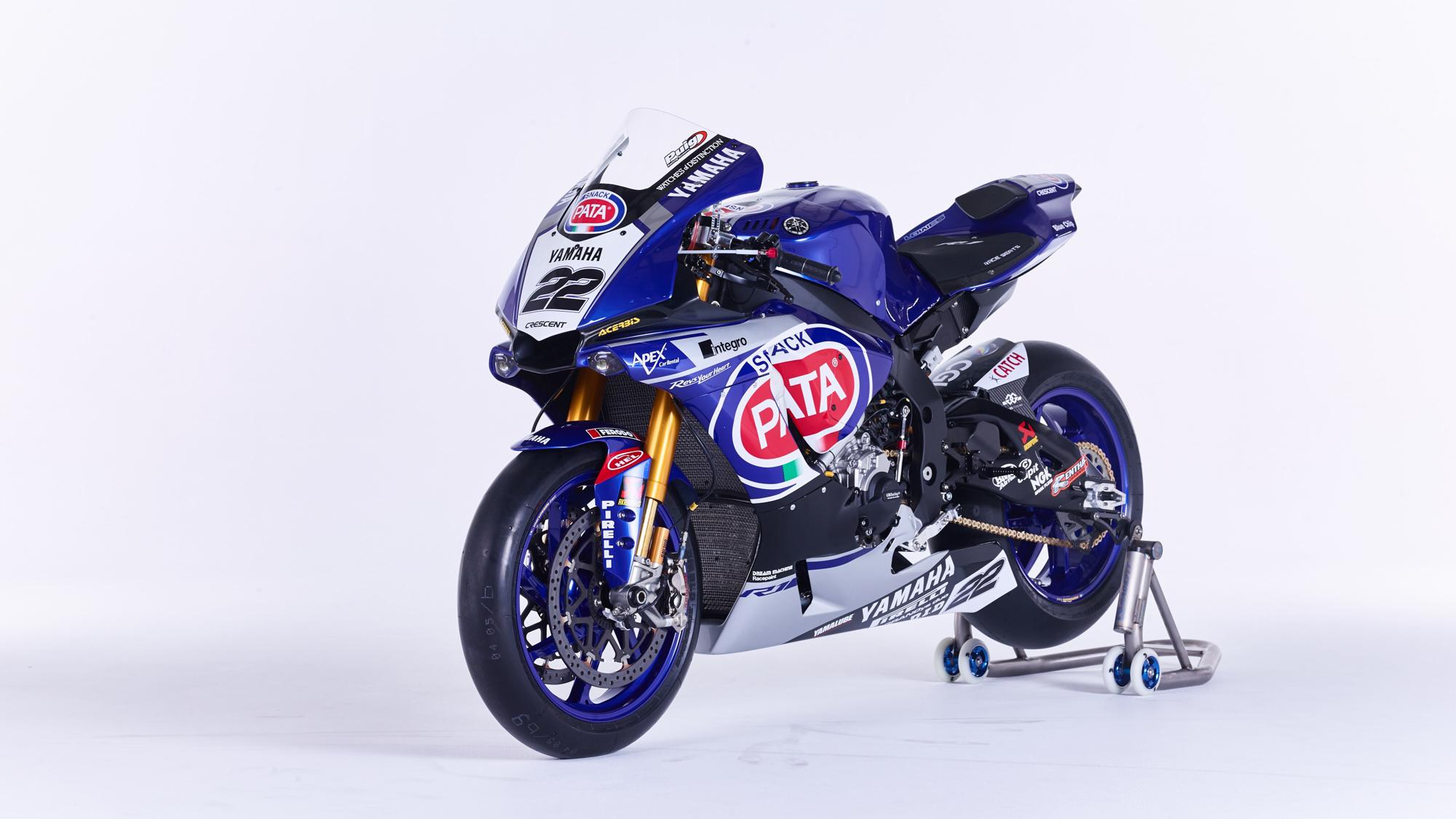 Foto de Pata Yamaha Official WSBK Team (3/8)