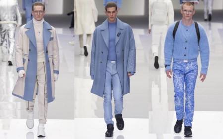 Versace Otono Invierno 2016 Milan 4