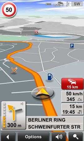 NAVIGON MobileNavigator European Edition para Windows Mobile y Android