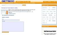 GetBoo, marcador social estandar de código abierto