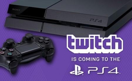Twitch PS4