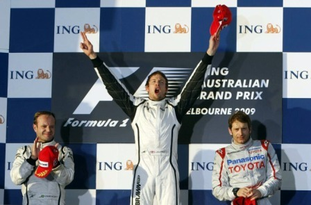 El podium de Jarno Trulli está siendo investigado