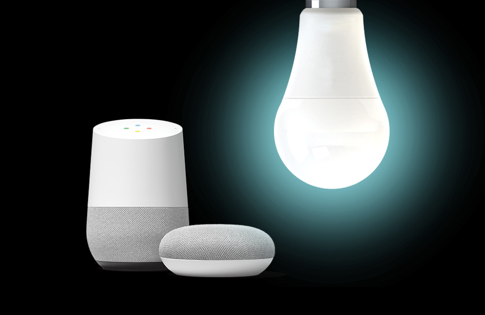 How to set up and control bulbs compatible with Google Assistant