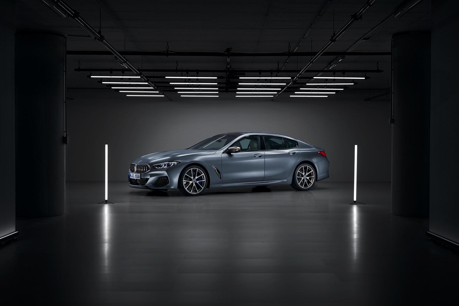 Foto de BMW Serie 8 Gran Coupé (presentación) (66/159)