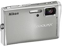 Cámara Nikon Coolpix S51c con Wi-fi