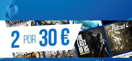 ¿Sobrevivió tu cartera al Black Friday? Sony lanza la promoción '2 por 30 €'  en PSN