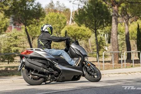 Yamaha Xmax 400 2019 Prueba 023