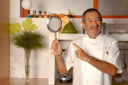 Karlos Arguiñano se va de Telecinco