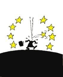 Gobiernos europeos 52, Unión Europea 0