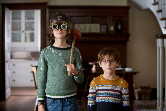 Jacob Tremblay En The Book Of Henry