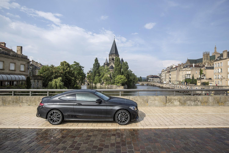 Foto de Mercedes-Benz Clase C 2018, toma de contacto (159/255)