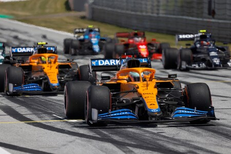 Fórmula 1 Gran Bretaña 2021: Horarios, favoritos y dónde ver la carrera en directo