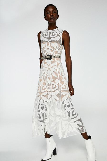 Vestidos Blancos Sfera 3