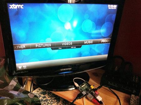 XBMC con la Raspberry Pi