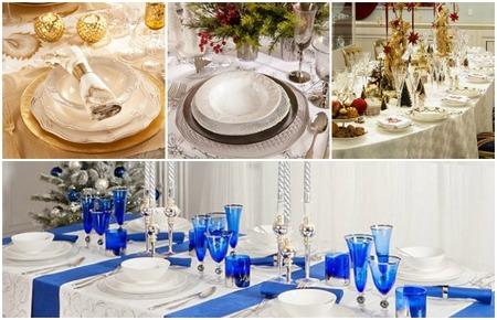 Decoraci n de navidad c mo decorar la mesa de navidad for Zara home manteles mesa