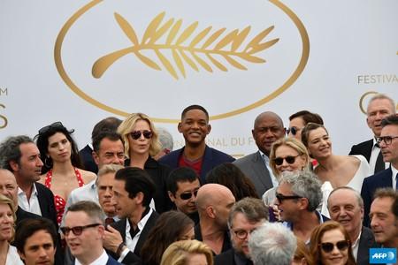 Cannes reúne a 113 personalidades de cine para celebrar su 70º aniversario con una estelar fotografía