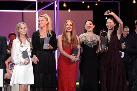 Festival de San Sebastián 2021 | 'Blue Moon' se alza con la Concha de Oro a la mejor película en otra noche de éxito para las cineastas