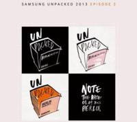 Samsung presentará el Galaxy Note 3 en el Unpacked Episode 2 del 4 de Septiembre