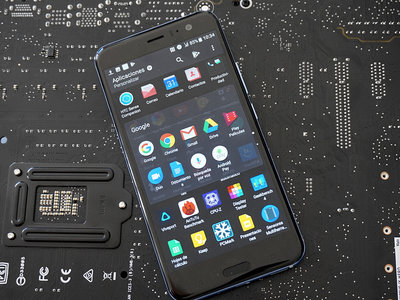 HTC tiene aún tres teléfonos por presentar, y todos son familia del HTC U11