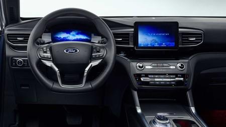Ford Explorer Phev 2020 6