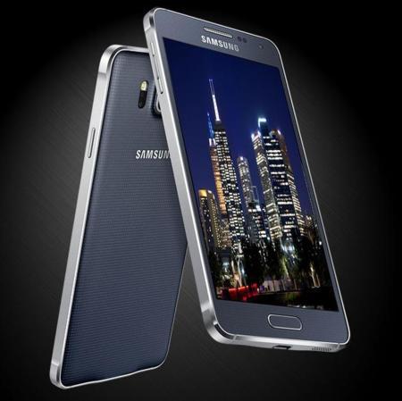 Samsung Galaxy Alpha, toda la información