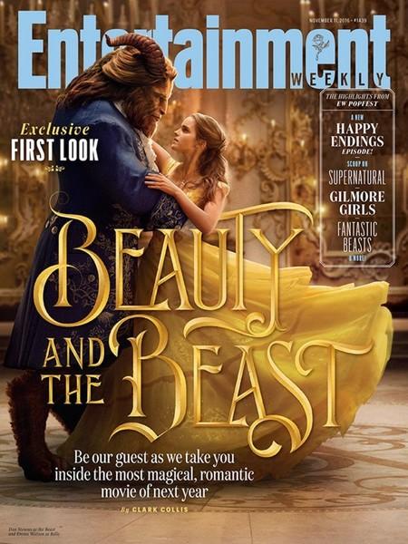 Los primeros looks de Emma Watson como Bella en la nueva adaptación de la Bella y la Bestia