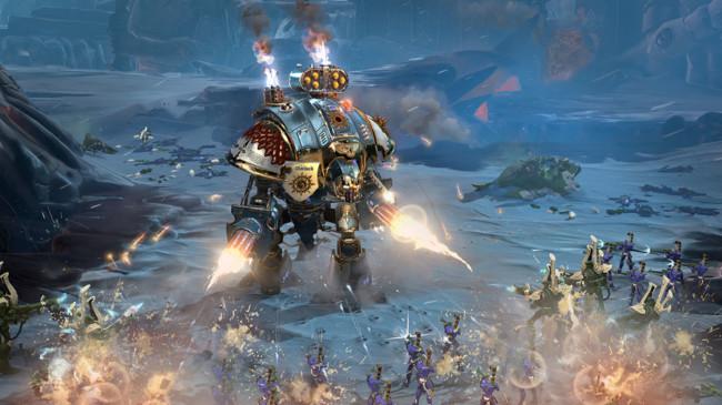 Warhammer 40000 Dawn Of War Iii Marines 01