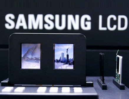 LCD doble de Samsung