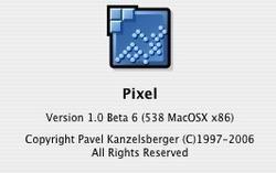 Pixel, próximamente para Osx Intel