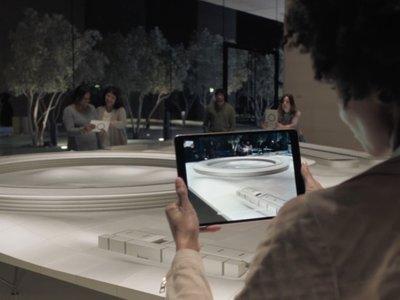 La realidad aumentada en iOS, Apple nos enseña en una nueva web todas las posibilidades de ARKit