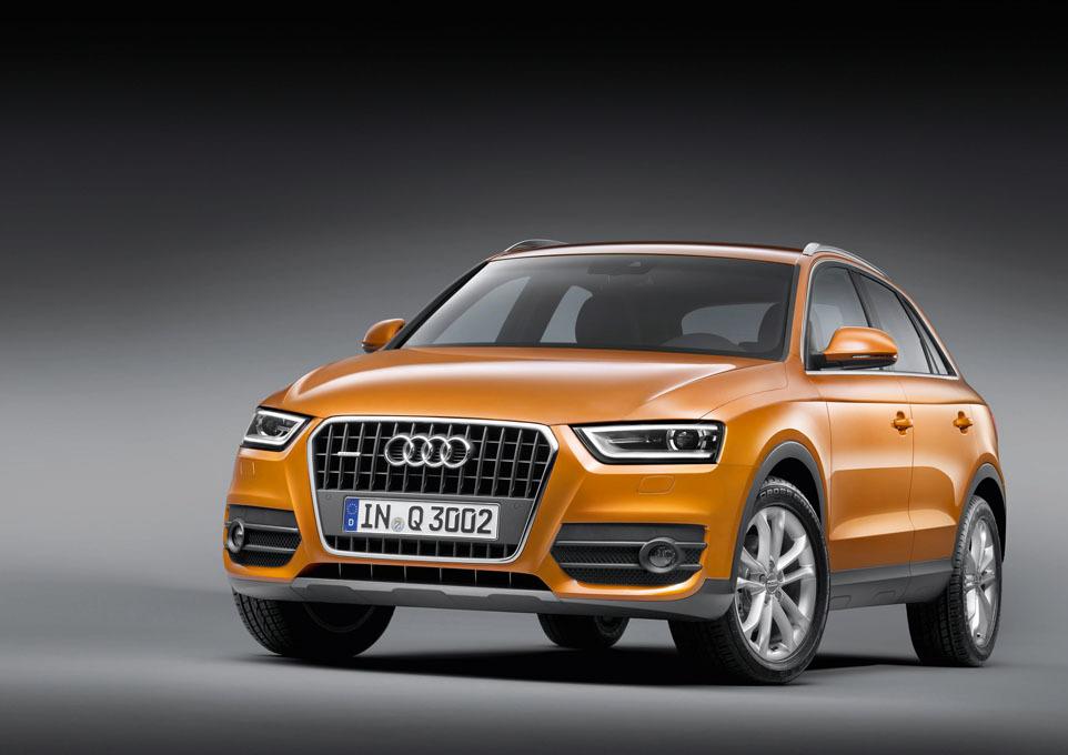 Foto de Audi Q3 oficial (31/31)