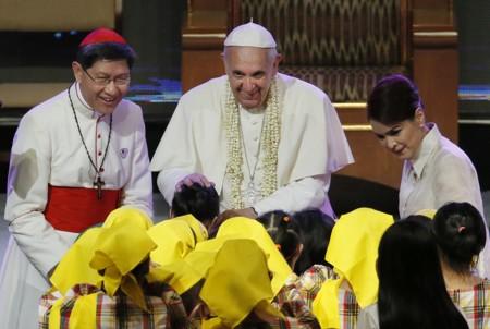 El Papa debutará en el cine con una aventura infantil