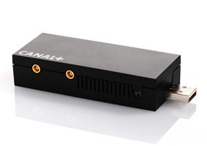 Llave Canal+, USB para recibir la TDT en alta definición