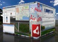 Probando la versión alpha de Adobe Air para Linux