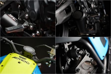 Ad Hoc Cafe Racer Yamaha Xsr 700 2