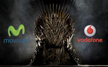 HBO Go y la pelea Vodafone vs Movistar, ¿dónde se verán Juego de Tronos y el resto de series?