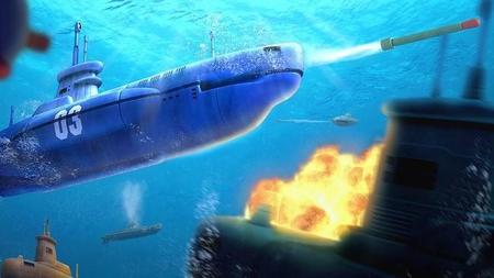 Steel Diver: Sub Wars recibe la actualización 3.0