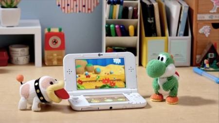 Yoshi's Wooly World llega con Poochy a la portátil de Nintendo
