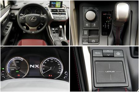 Lexus NX 300h, toma de contacto